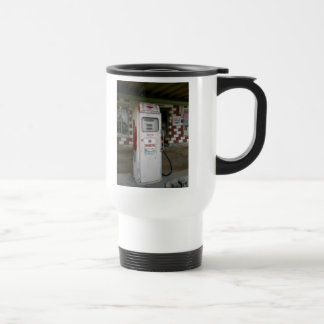 Gas Pump, The Way Way StoreLast used 1980 Stainless Steel Travel Mug