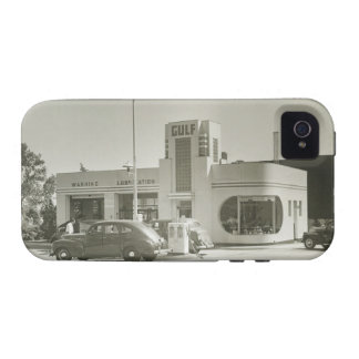 Gas Station iPhone 4/4S Cases