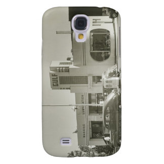 Gas Station Galaxy S4 Case