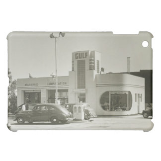 Gas Station iPad Mini Cases