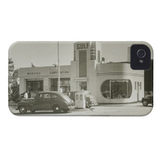Gas Station iPhone 4 Cases