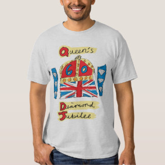 GAS T - Diamond Jubilee logo Tee Shirts