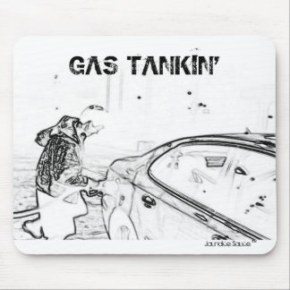 Gas Tankin' Mousepad