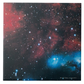 Gaseous Nebula in Cygnus Tile