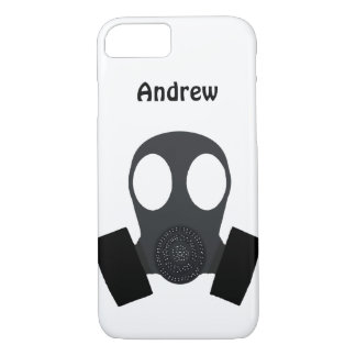 Gasmask Gas Mask iPhone 8/7 Case