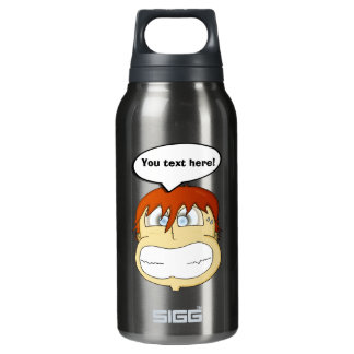 Gasp! 10 Oz Insulated SIGG Thermos Water Bottle
