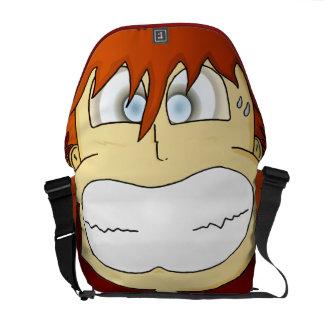 Gasp! Messenger Bags