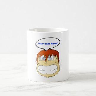 Gasp! Morphing Mug
