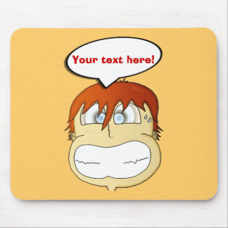 Gasp! Mouse Pad