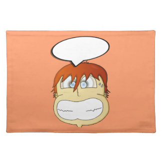 Gasp! Placemat