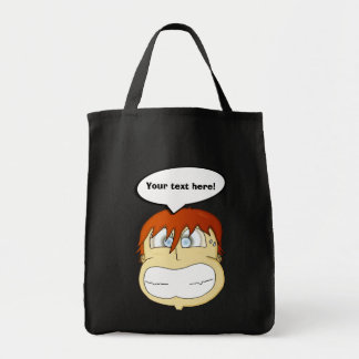 Gasp! Tote Bags
