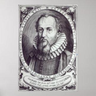 Gaspare Aselli Print