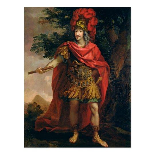 Gaston de France  Duke of Orleans Postcard