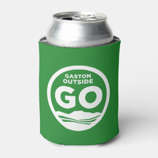 Gaston Outside Green) Can Cooler
