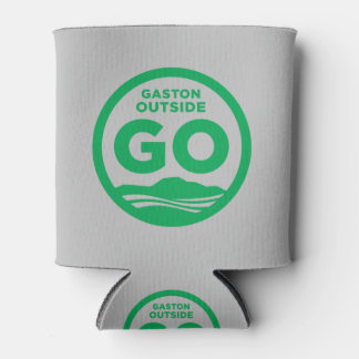 Gaston Outside Grey) Can Cooler