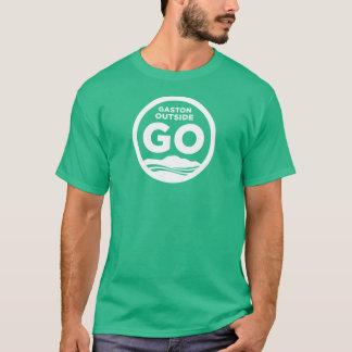 Gaston Outside T-shirt (Green)