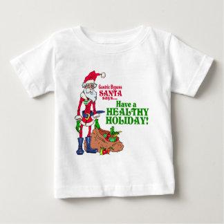 Gastric Bypass Santa T Shirt