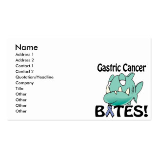 Gastric Cancer BITES Business Card