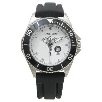Gastroenterologist Personalized Name Watch