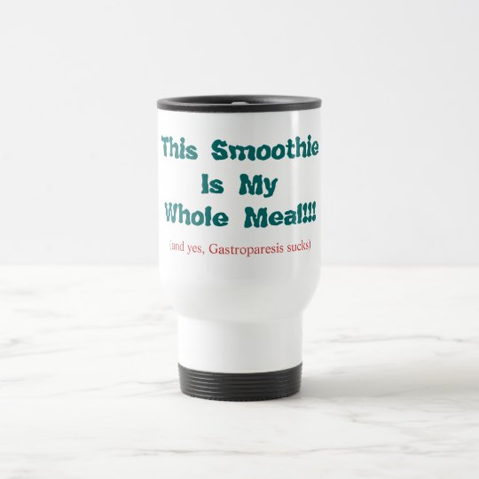 Gastroparesis and CIP Smoothie Mug