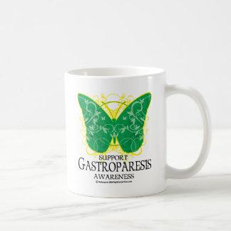 Gastroparesis Butterfly Basic White Mug
