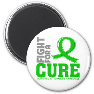 Gastroparesis Fight For A Cure 6 Cm Round Magnet