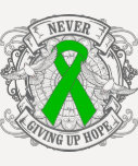 Gastroparesis Never Giving Up Hope Tshirt