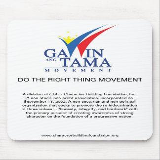 GAT Movement Mousepads