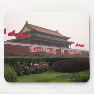 Gate of Heavenly Peace, Beijing, China Mouse Pad