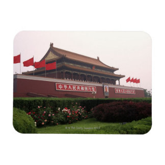 Gate of Heavenly Peace, Beijing, China Rectangle Magnet