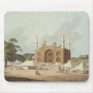 Gate of the Tomb of the Emperor Akbar (1542-1605), Mouse Pad