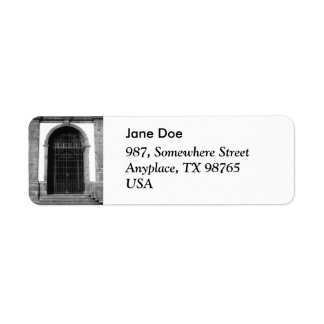 Gate Return Address Label
