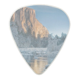 Gates in Yosemite Acetal Guitar Pick