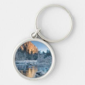 Gates in Yosemite Key Ring