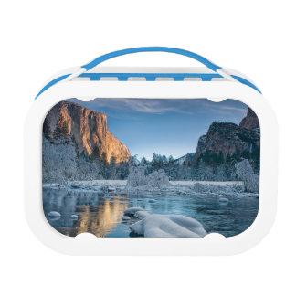 Gates in Yosemite Lunch Box