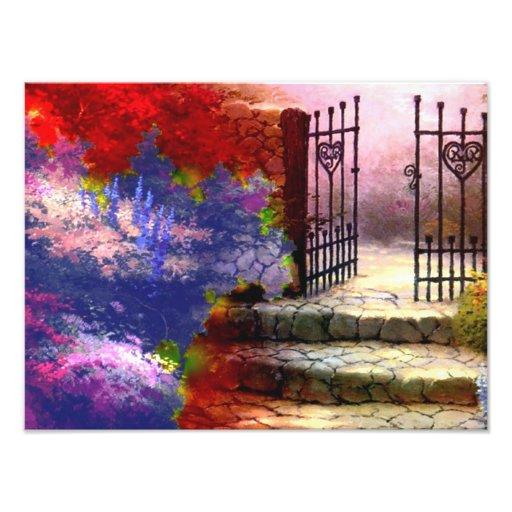 Gates of Heaven. Photo Print