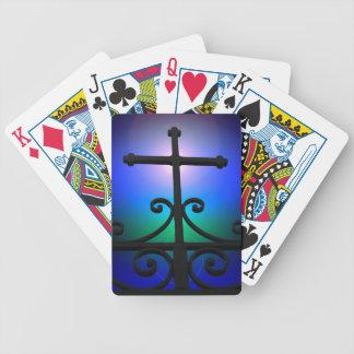 Gates of Heaven Poker Deck