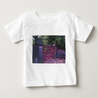 Gates to Strawberry Fields Liverpool Baby T-Shirt