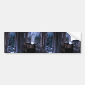Gates Windows Bridge Artistic Return+Gift Giveaway Car Bumper Sticker