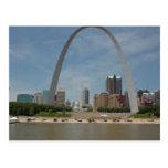 Gateway Arch Postcard