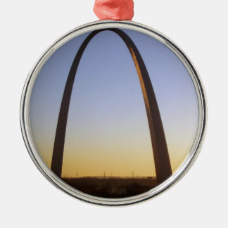 Gateway Arch, St. Louis, MO Christmas Ornament