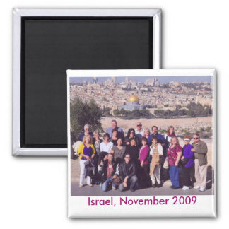 GateWay City Church, Israel Magnet