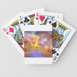 gateway_to_elysium_towel bicycle playing cards