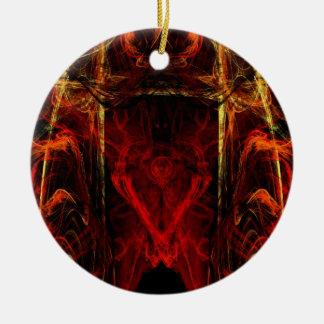 Gateway to Eternal Torture Christmas Ornament
