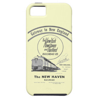 Gateway to New England, New Haven Railroad Case For The iPhone 5