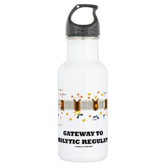 Gateway To Osmolytic Regulation (Active Transport) 532 Ml Water Bottle