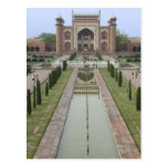 Gateway to Taj Mahal, India Postcard