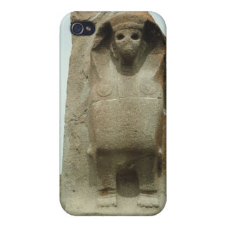 Gateway with carved Sphinx iPhone 4 Cover