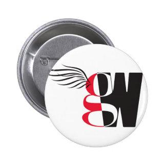 Gateway Women badge Pinback Button