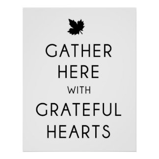 Gather Here Poster